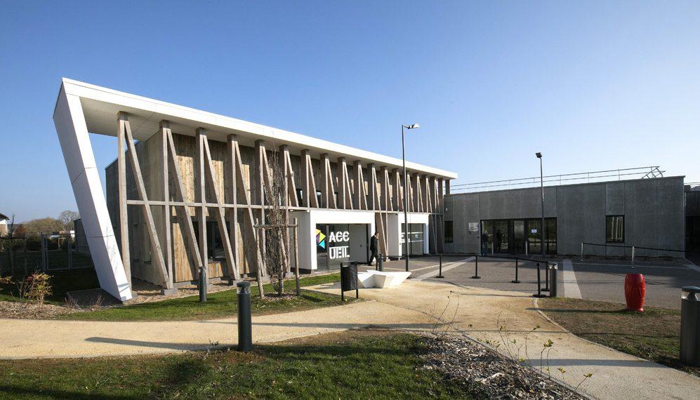 Inauguration du nouveau BTP CFA Loir‐et‐Cher, symbole de l'excellence et de l'innovation des métiers d'avenir de la construction