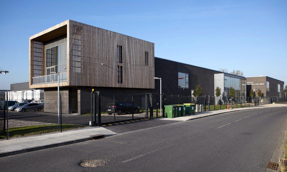 Inauguration de BTP CFA Brétigny-sur-Orge : une nouvelle génération de CFA du BTP tournée vers l'avenir et l'excellence