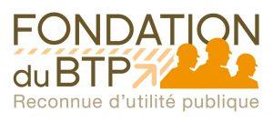 Logo Fondation du BTP reconnue d'utilité publique