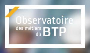 Logo observatoire des métiers du btp
