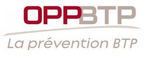 Logo OPP BTP La prévention BTP
