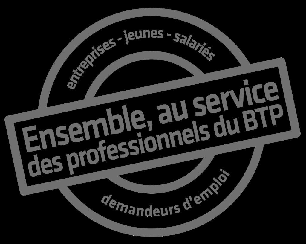 Logo synergie Constructys et CCCA BTP
