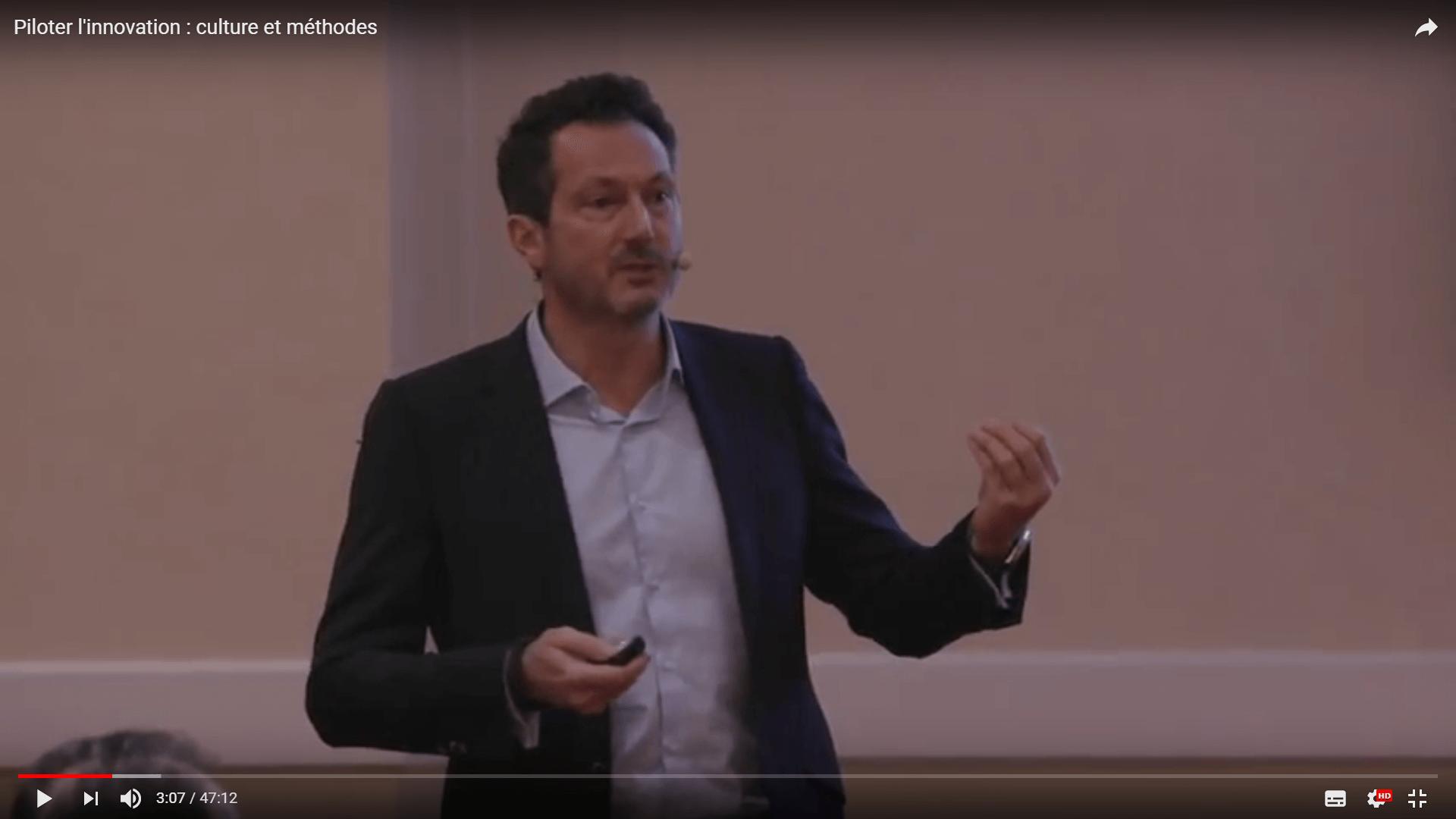Vidéo de Martin Duval sur l'innovation pédagogique