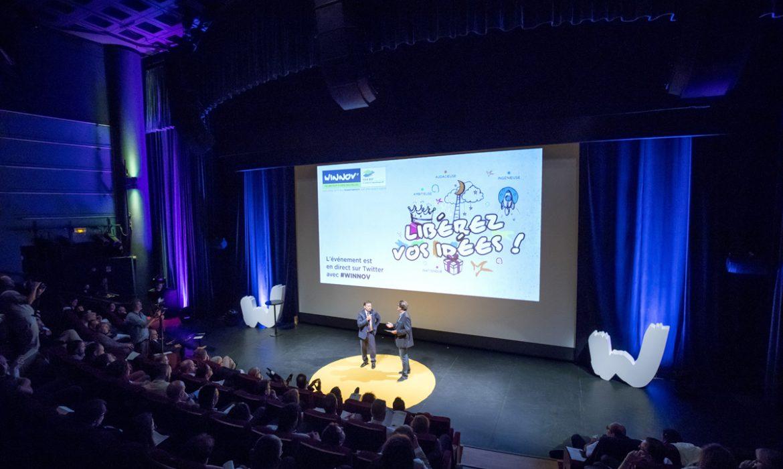 Remise des prix du challenge d'idées Winnov' : 5 projets lauréats