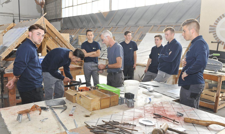 BTP CFA Loiret fête son 50e anniversaire avec tous les acteurs de la formation professionnelle de la région Centre-Val de Loire