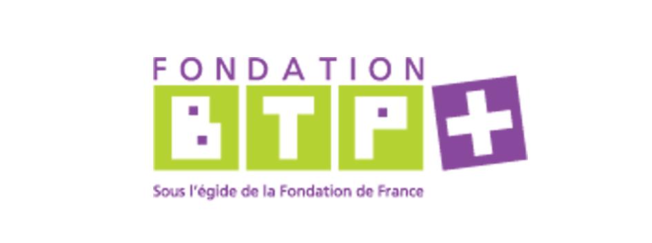 Logo Fondation BTP Plus