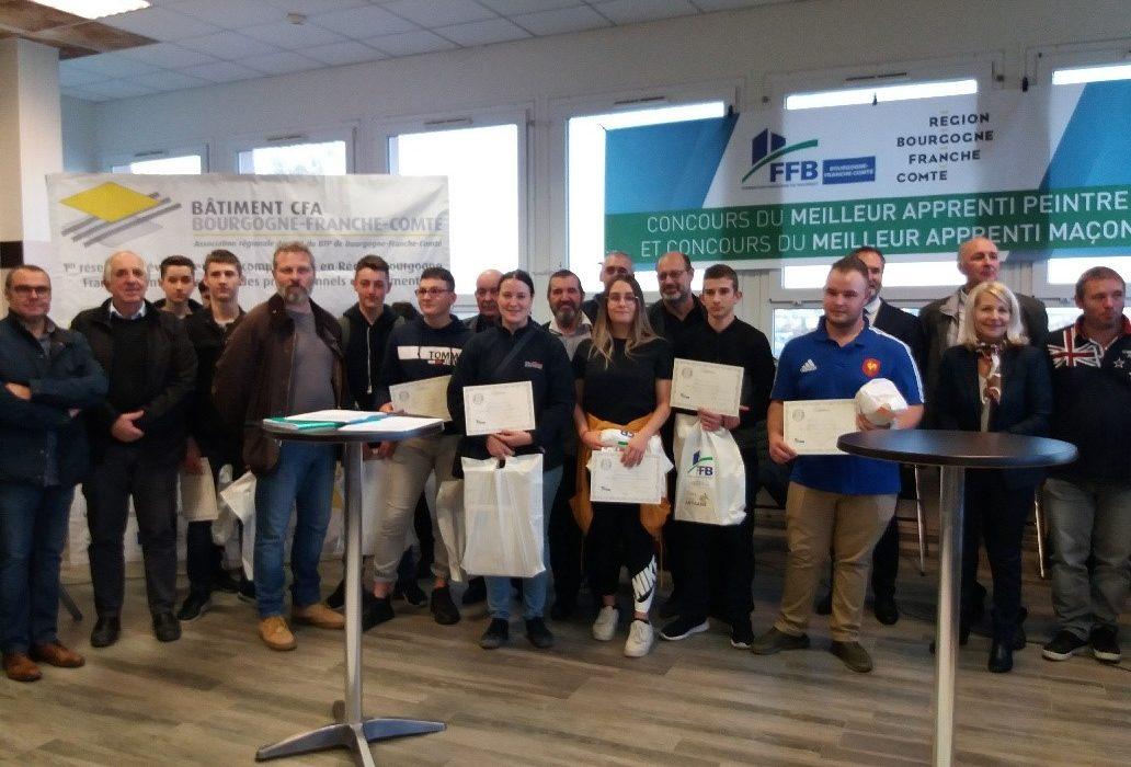 Lauréats concours MAF