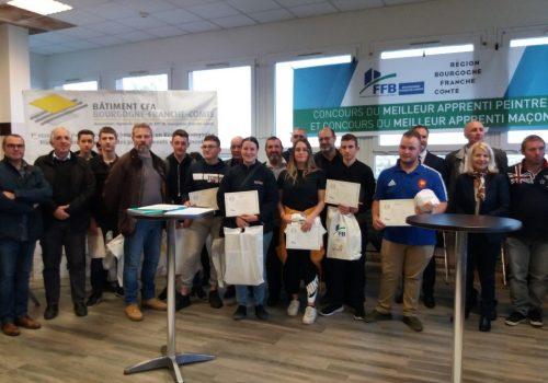 Un concours pour des métiers d'excellence en Bourgogne-Franche-Comté