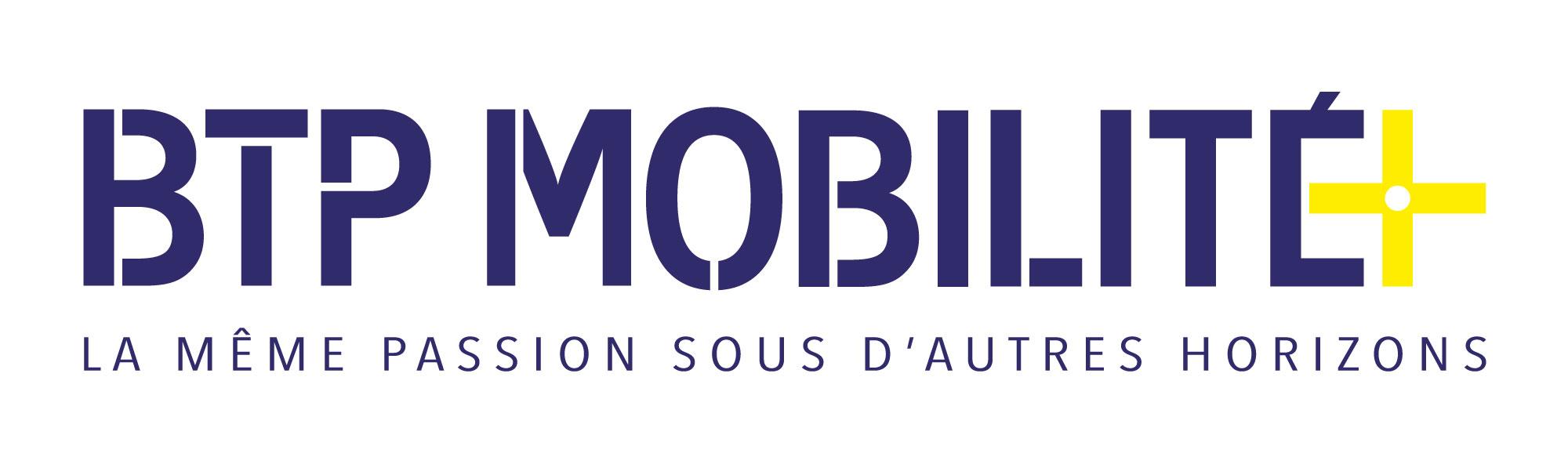 Logo BTP Mobilite Plus