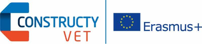 Logo ConstructyVet et Erasmus +