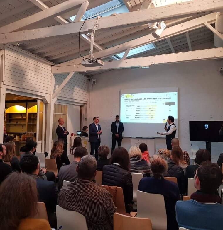 Retour sur le #WinLab' Café « Millenials, entreprises : inventons les métiers de demain ! »