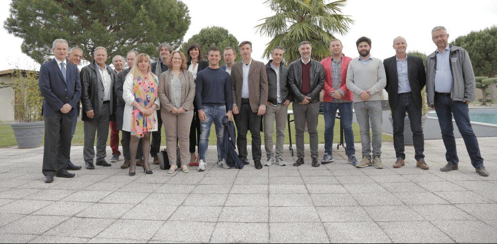 visite entrepreneur BTP Italie en région Auvergne-Rhône-Alpes