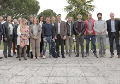 Quand les entrepreneurs italiens du BTP viennent échanger et approfondir  leurs connaissances du modèle de formation français