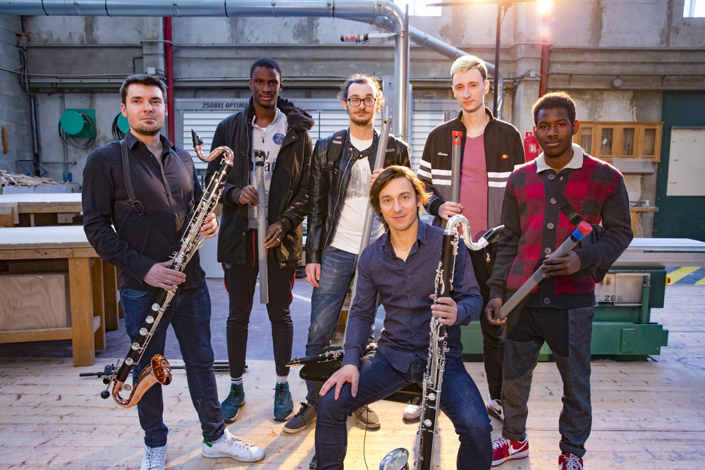 concert clarinette electro Noisy-Le-Grand