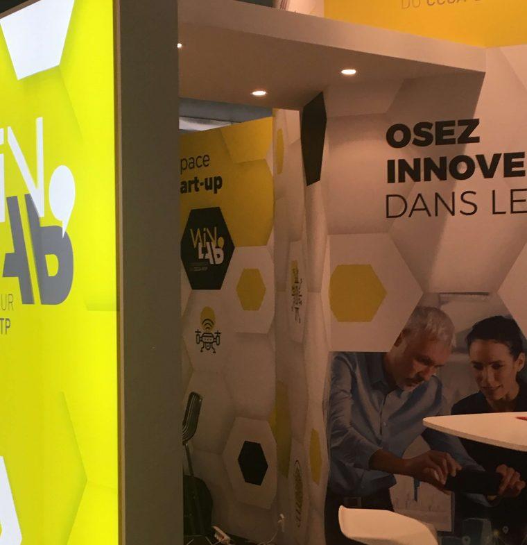 Le CCCA-BTP au salon Laval Virtual – «Imaginer les métiers du BTP de demain»