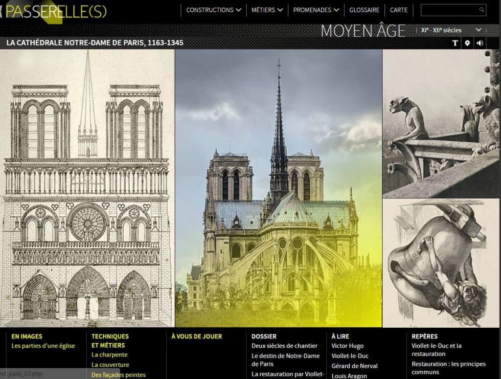 Chantier Notre-Dame