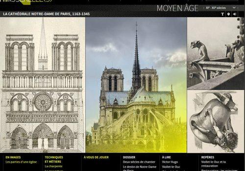 Reconstruction de la cathédrale Notre-Dame de Paris : le CCCA-BTP mobilisé