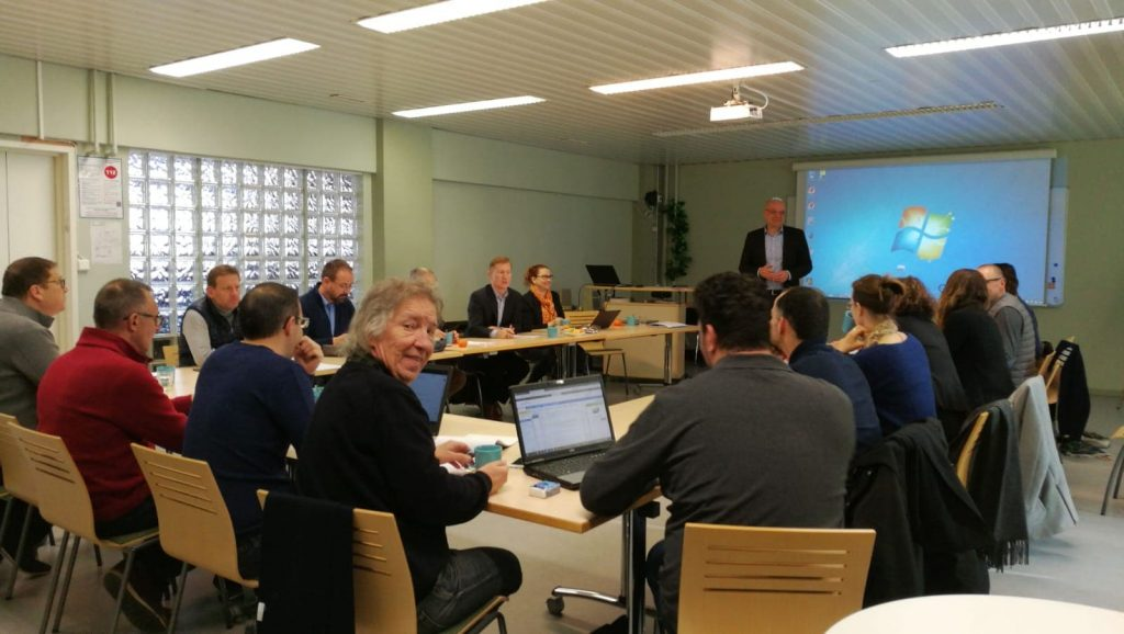 Séminaire CCCA BTP en Finlande