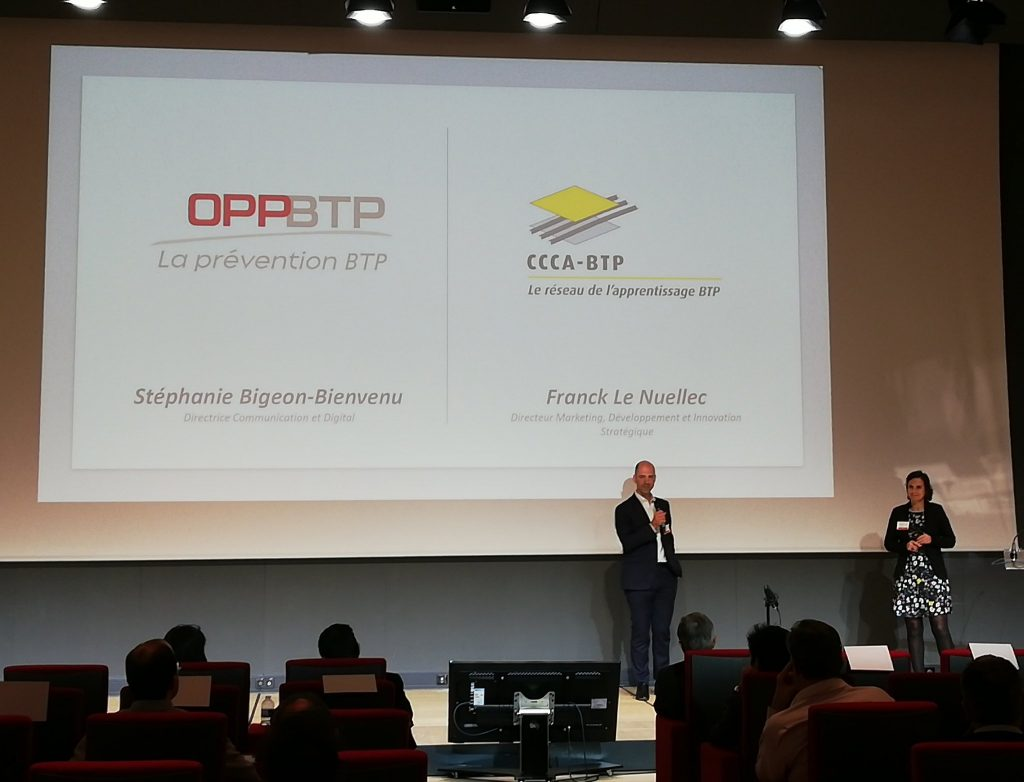start up et Santé-Prévention dans le BTP