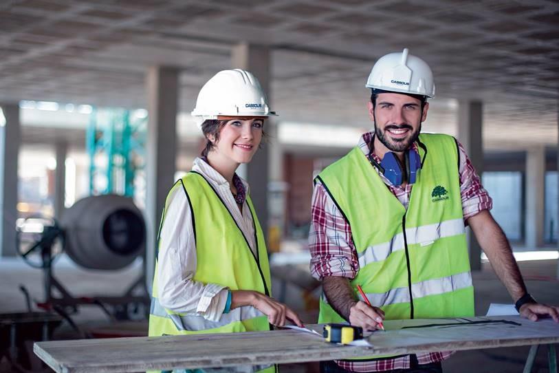 apprentis BTP Groupe Cassous
