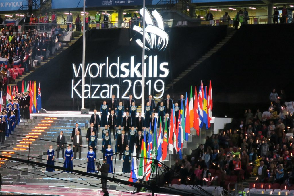 Photo WorldSkills Kazan 2019