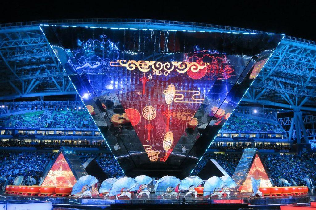 La Chine aux Worldskills Kazan 2019