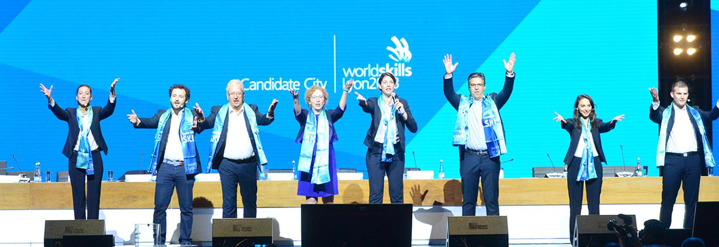 Photo candidature WorldSkills Lyon 2023