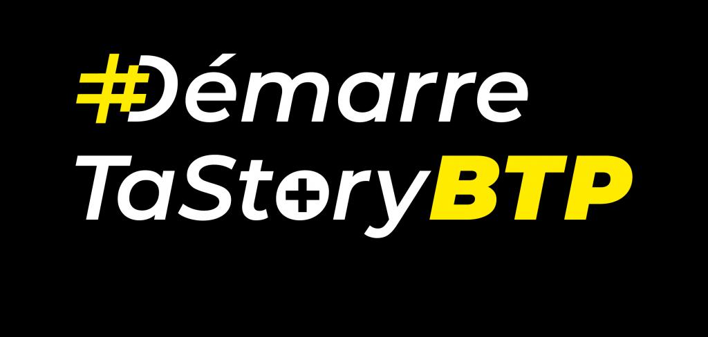 Logo Démarre Ta Story BTP