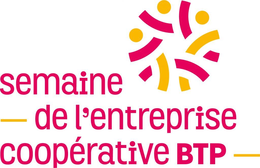logo semaine entreprise coopérative BTP