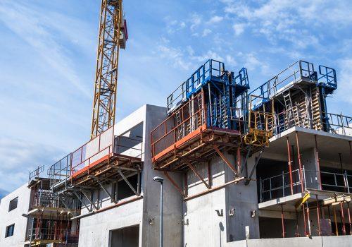 Construction immeuble